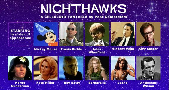 NighthawksStarring