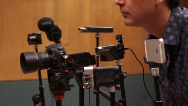 3FM Music Cam Shootout